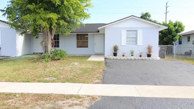 5485 Lee Court, West Palm Beach, FL 33415 (MLS #RX-10635548) :: Berkshire Hathaway HomeServices EWM Realty