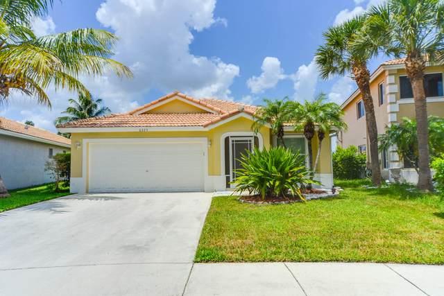 6225 Willoughby Circle, Lake Worth, FL 33463 (#RX-10635602) :: Ryan Jennings Group