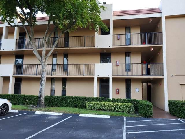 5607 Coral Lake Drive #107, Margate, FL 33063 (MLS #RX-10635623) :: Castelli Real Estate Services