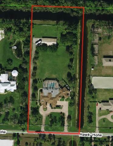 11225 Hawk Hollow, Wellington, FL 33449 (MLS #RX-10635676) :: Berkshire Hathaway HomeServices EWM Realty