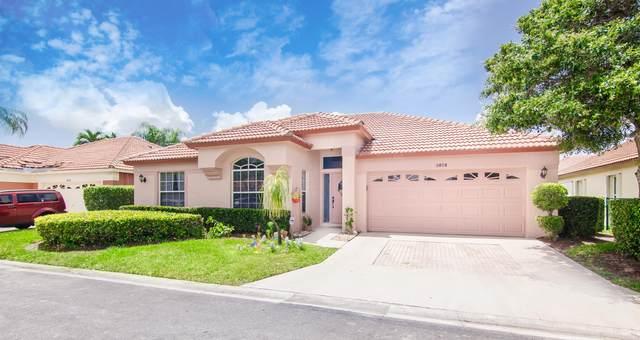 3028 Casa Rio Court, Riviera Beach, FL 33418 (MLS #RX-10635721) :: Berkshire Hathaway HomeServices EWM Realty