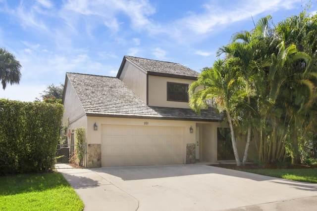 101 Beaumont Lane, Palm Beach Gardens, FL 33410 (MLS #RX-10635722) :: Castelli Real Estate Services
