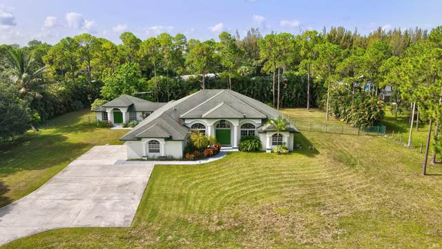 17540 41st Road N, Loxahatchee, FL 33470 (#RX-10635727) :: Ryan Jennings Group