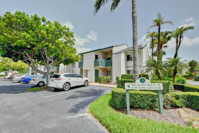 2400 S Ocean Drive #6522, Fort Pierce, FL 34949 (MLS #RX-10635732) :: Berkshire Hathaway HomeServices EWM Realty