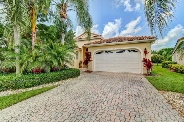 6767 Portside Drive, Boca Raton, FL 33496 (#RX-10635747) :: Ryan Jennings Group