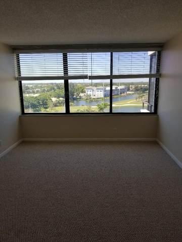 1500 Presidential Way #802, West Palm Beach, FL 33401 (MLS #RX-10635760) :: Castelli Real Estate Services