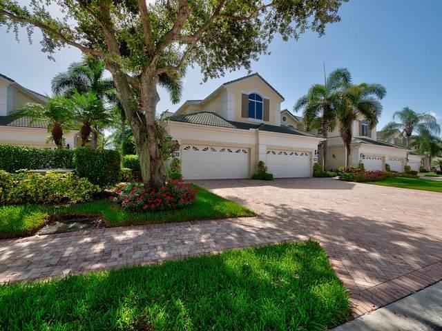 116 Palm Point Circle C, Palm Beach Gardens, FL 33418 (MLS #RX-10635764) :: The Jack Coden Group