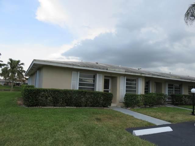 8834 Bella Vista Drive, Boca Raton, FL 33433 (MLS #RX-10635768) :: United Realty Group