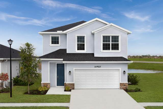 10921 SW Robbia Way, Port Saint Lucie, FL 34987 (MLS #RX-10635769) :: United Realty Group
