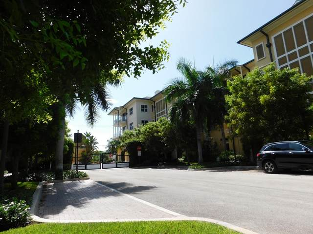 3960 N Flagler Drive #205, West Palm Beach, FL 33407 (MLS #RX-10635773) :: Berkshire Hathaway HomeServices EWM Realty