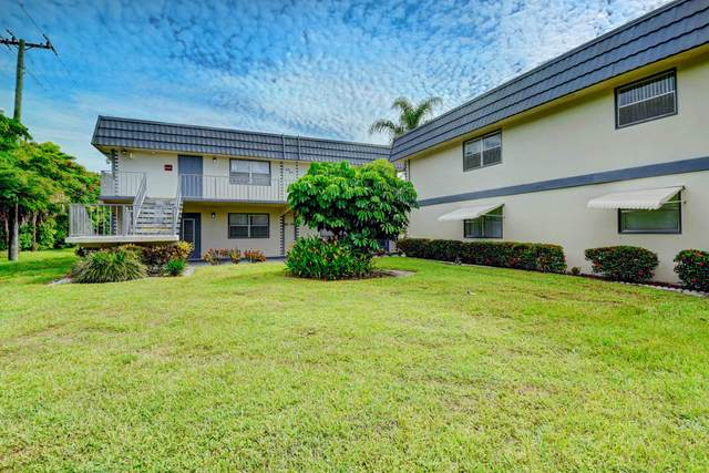 552 Brittany L, Delray Beach, FL 33446 (#RX-10635785) :: Ryan Jennings Group
