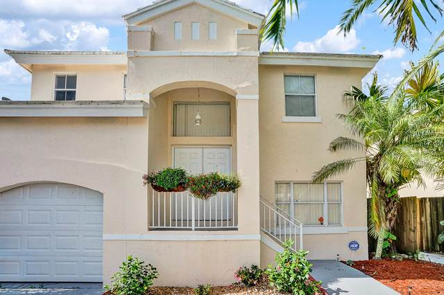 6740 Fern Street, Margate, FL 33063 (MLS #RX-10635800) :: Castelli Real Estate Services