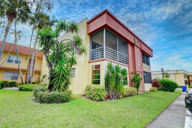 311 Piedmont G, Delray Beach, FL 33484 (#RX-10635807) :: Ryan Jennings Group