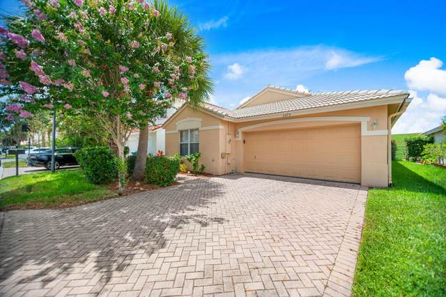 5570 NW 125th Terrace, Coral Springs, FL 33076 (MLS #RX-10635816) :: Castelli Real Estate Services