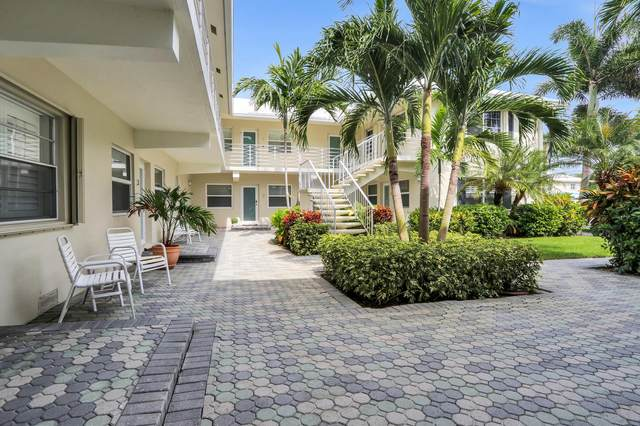 100 Venetian Drive #6, Delray Beach, FL 33483 (#RX-10635821) :: Ryan Jennings Group