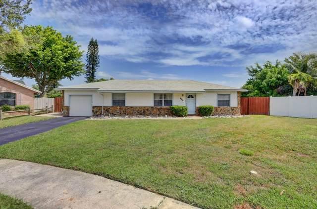9140 Southampton Place, Boca Raton, FL 33434 (#RX-10635825) :: Ryan Jennings Group