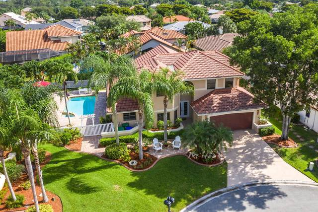 6447 NW 55th Street, Coral Springs, FL 33067 (MLS #RX-10635835) :: Castelli Real Estate Services