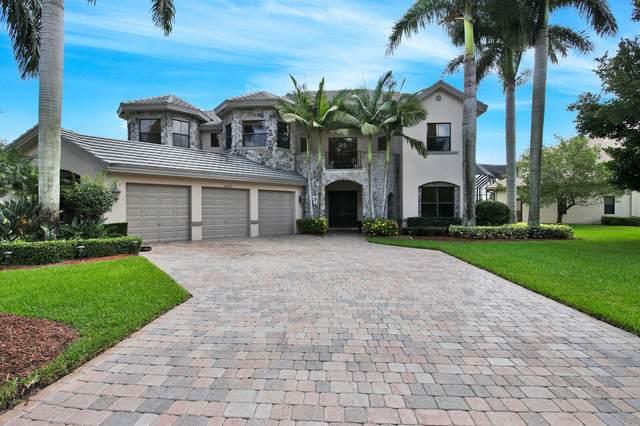 10595 Versailles Boulevard, Wellington, FL 33449 (MLS #RX-10635838) :: Berkshire Hathaway HomeServices EWM Realty