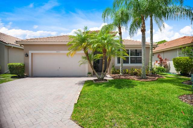 5451 NW 122 Drive, Coral Springs, FL 33076 (MLS #RX-10635841) :: Castelli Real Estate Services