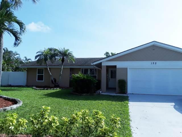 120 Cambridge Lane, Royal Palm Beach, FL 33411 (MLS #RX-10635864) :: Berkshire Hathaway HomeServices EWM Realty