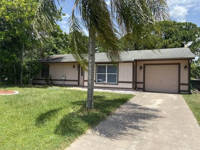 161 SW De Gouvea Terrace, Port Saint Lucie, FL 34984 (#RX-10635867) :: Ryan Jennings Group