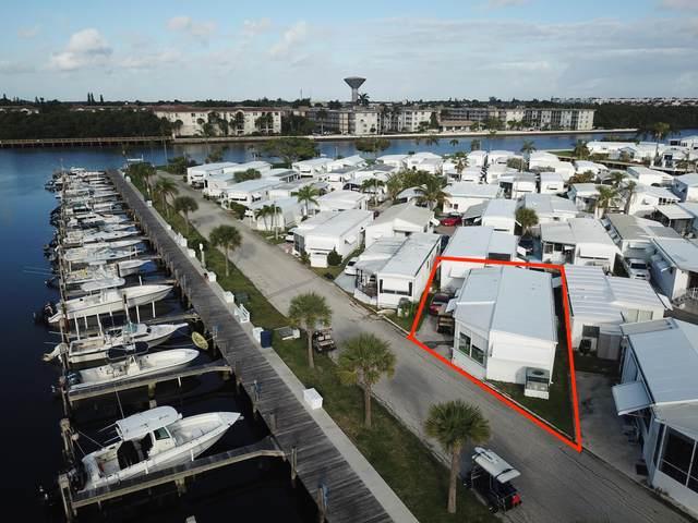 205 Dock Drive G, Briny Breezes, FL 33435 (#RX-10635889) :: Ryan Jennings Group