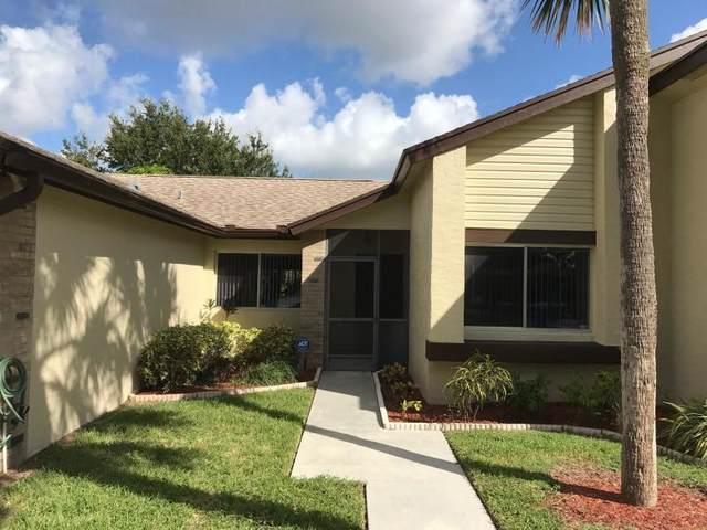 121 Ramblewood Circle, Royal Palm Beach, FL 33411 (MLS #RX-10635891) :: Berkshire Hathaway HomeServices EWM Realty