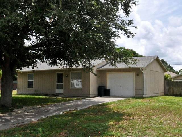 714 SW Colleen Avenue, Port Saint Lucie, FL 34983 (#RX-10635925) :: Ryan Jennings Group