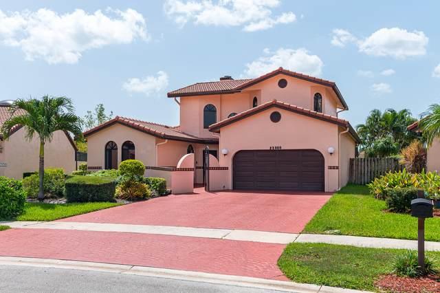 22800 Marbella Circle, Boca Raton, FL 33433 (#RX-10635941) :: Ryan Jennings Group
