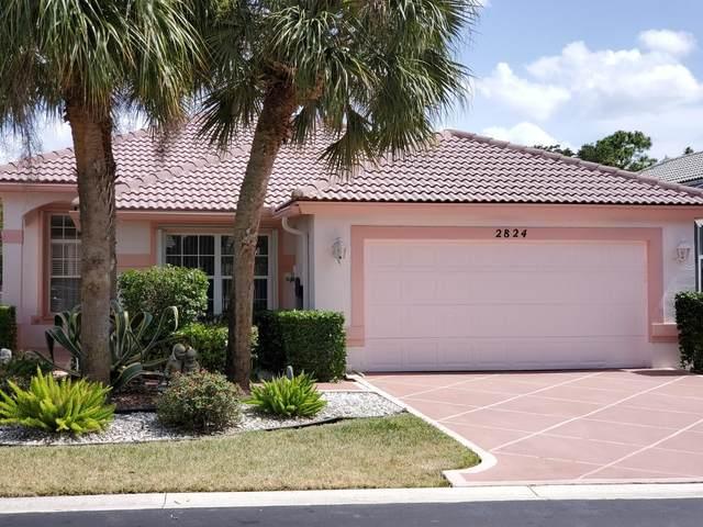 2824 Waters Edge Circle, Greenacres, FL 33413 (MLS #RX-10635959) :: Berkshire Hathaway HomeServices EWM Realty