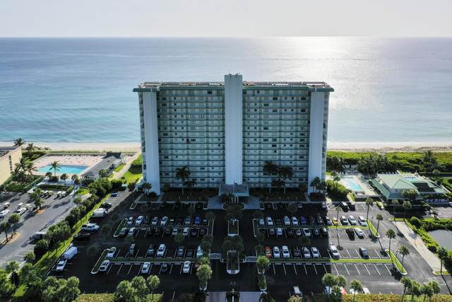 9900 S Ocean Drive #1407, Jensen Beach, FL 34957 (#RX-10635968) :: Ryan Jennings Group