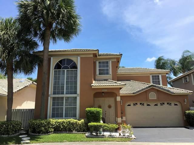 5433 NW 43rd Way, Coconut Creek, FL 33073 (MLS #RX-10636016) :: Berkshire Hathaway HomeServices EWM Realty