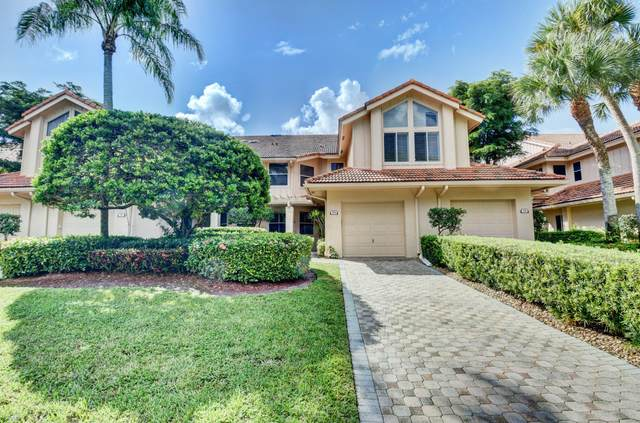 2548 Coco Plum Boulevard #704, Boca Raton, FL 33496 (#RX-10636019) :: Ryan Jennings Group