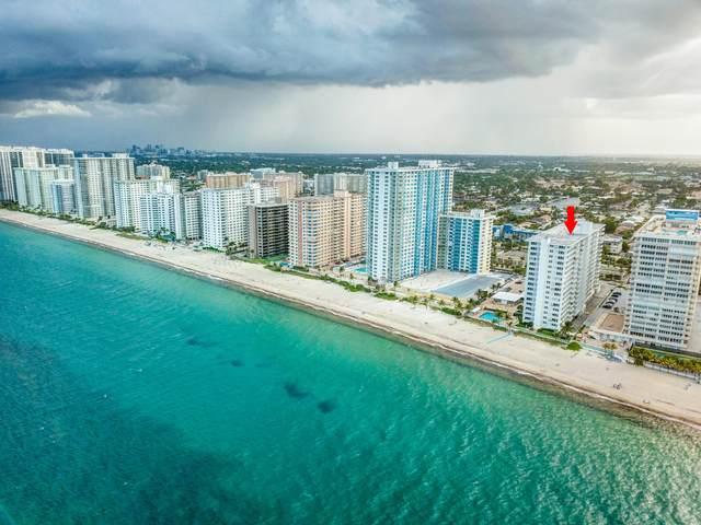 4010 Galt Ocean Drive #312, Fort Lauderdale, FL 33308 (MLS #RX-10636039) :: Berkshire Hathaway HomeServices EWM Realty