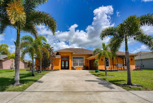 2309 SW Kent Circle, Port Saint Lucie, FL 34953 (#RX-10636040) :: Ryan Jennings Group