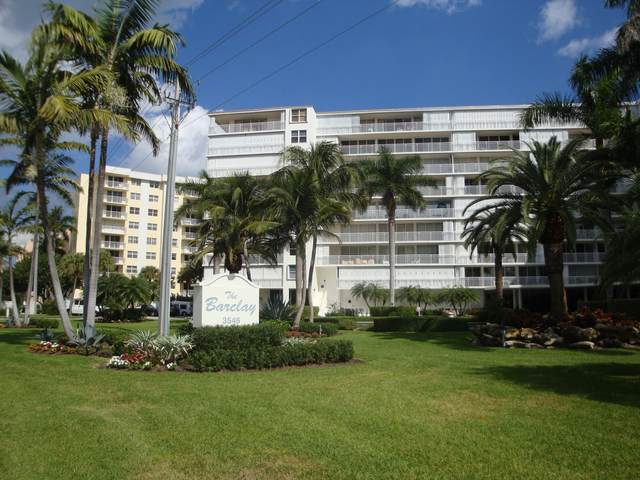 3546 S Ocean Boulevard #923, South Palm Beach, FL 33480 (MLS #RX-10636052) :: The Jack Coden Group
