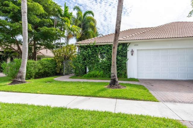2880 Twin Oaks Way, Wellington, FL 33414 (#RX-10636053) :: Ryan Jennings Group