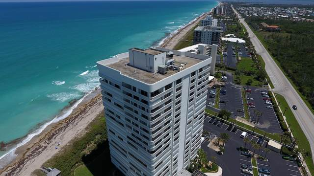 9960 S Ocean Drive #1005, Jensen Beach, FL 34957 (#RX-10636057) :: Ryan Jennings Group