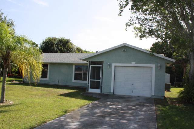 2492 SE Betty Road, Port Saint Lucie, FL 34952 (MLS #RX-10636067) :: Castelli Real Estate Services