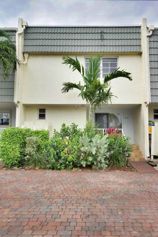 1040 Russell Drive, Highland Beach, FL 33487 (MLS #RX-10636073) :: The Paiz Group