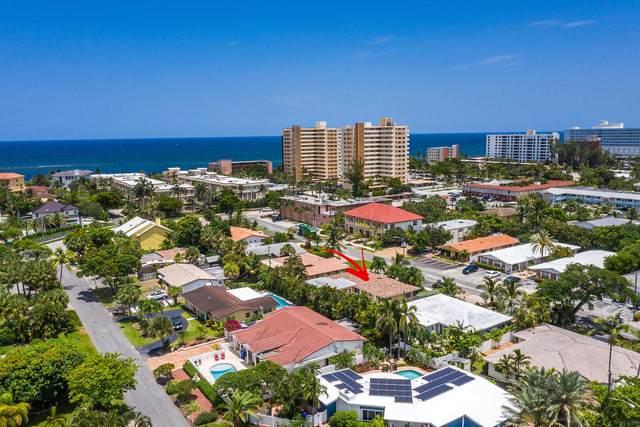 3207 Marine Drive A-B-C, Pompano Beach, FL 33062 (MLS #RX-10636079) :: Castelli Real Estate Services