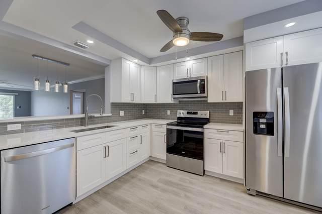 4701 Martinique Drive M4, Coconut Creek, FL 33066 (MLS #RX-10636091) :: Berkshire Hathaway HomeServices EWM Realty