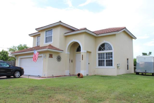 681 NW Marion Avenue, Port Saint Lucie, FL 34983 (MLS #RX-10636105) :: Castelli Real Estate Services