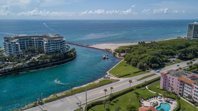 901 E Camino Real 6-D, Boca Raton, FL 33432 (MLS #RX-10636124) :: Laurie Finkelstein Reader Team