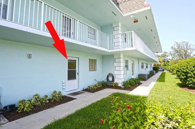 1901 Indian River Boulevard E103, Vero Beach, FL 32960 (#RX-10636126) :: The Reynolds Team/ONE Sotheby's International Realty