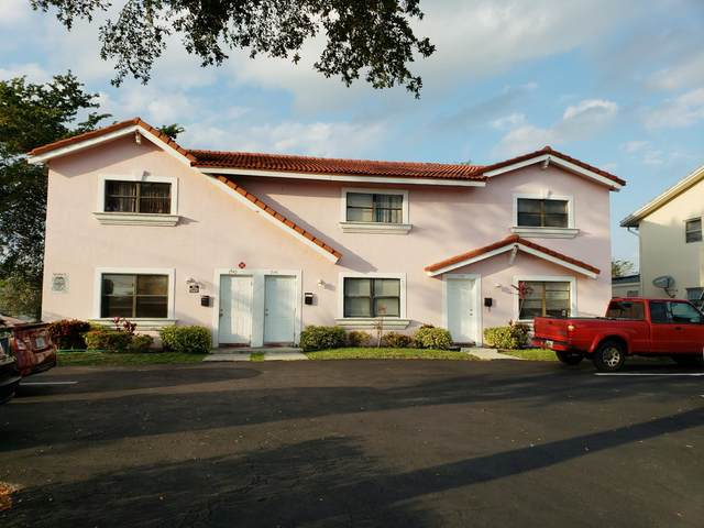 7543 NW 44th Court, Coral Springs, FL 33065 (#RX-10636129) :: Ryan Jennings Group