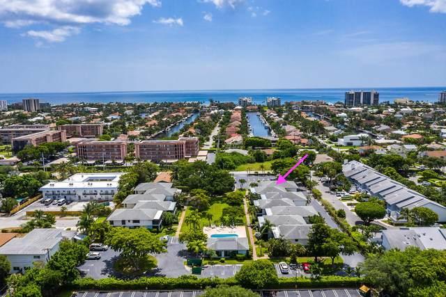 2920 Florida Boulevard #217, Delray Beach, FL 33483 (#RX-10636135) :: Posh Properties