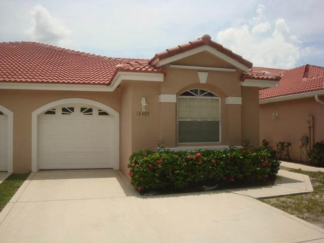 18405 Via Di Verona, Boca Raton, FL 33496 (MLS #RX-10636141) :: United Realty Group