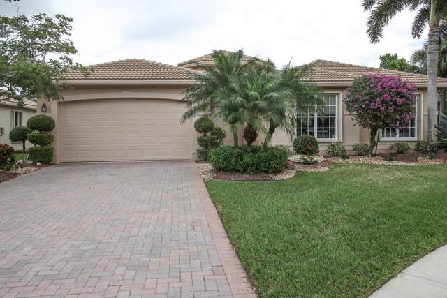 7934 Ferndale Bend Drive, Lake Worth, FL 33467 (#RX-10636147) :: Ryan Jennings Group