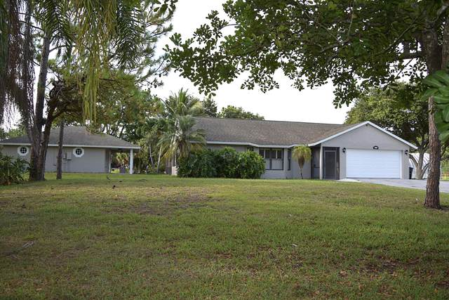 16459 62nd Road N, Loxahatchee, FL 33470 (#RX-10636148) :: Ryan Jennings Group